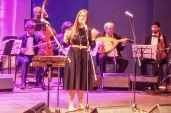 התזמורת האנדלוסית אשדוד - עם רבקה זוהר, לירון לב וליאור אלמליח