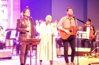 התזמורת האנדלוסית הישראלית אשדוד בקונצרט חגיגי ''מה אברך''