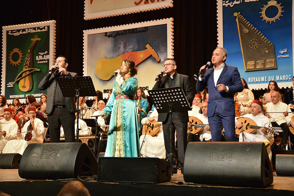 האנדלוסית בפסטיבל במרוקו