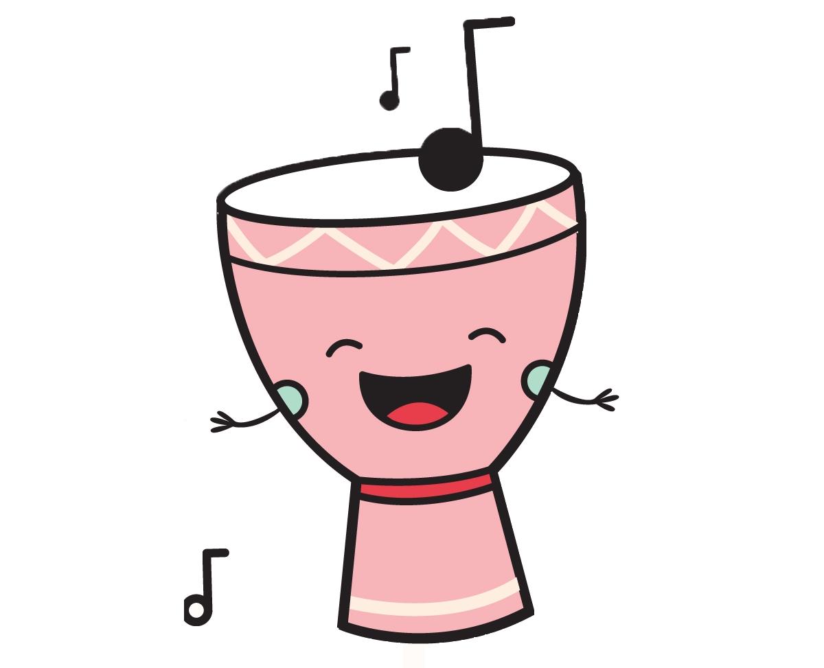 אנימציה של דרבוקה