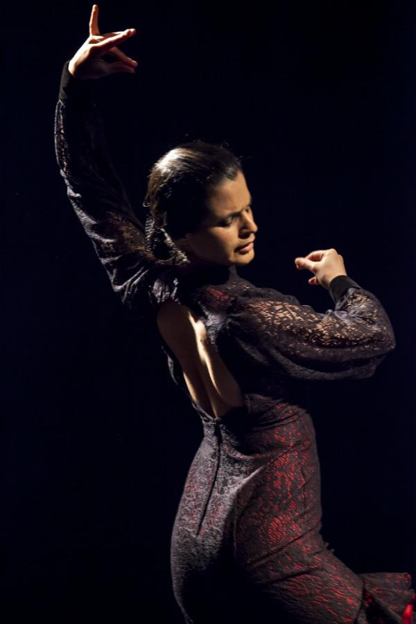 רקדנית פלמנקו