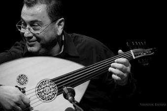 Israeli oud and violin artist Taiseer Elias