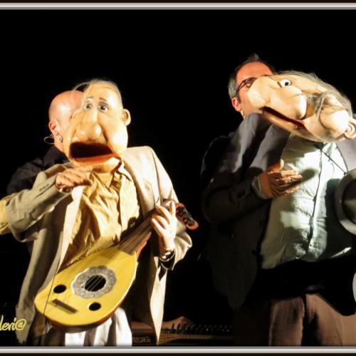 בובות מתוך בובה של תזמורת