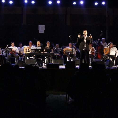 דוד ד'אור והתזמורת האנדלוסית