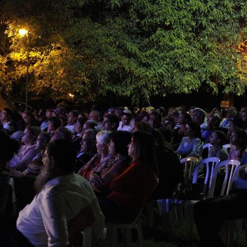 הקהל בשדות נגב