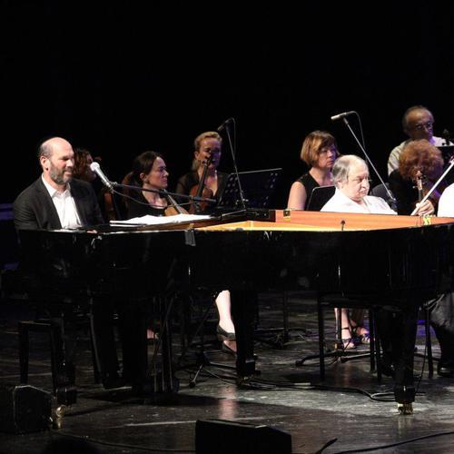האנדלוסית במופע ''סליחות ושיר''. צילום: רפי דלויה