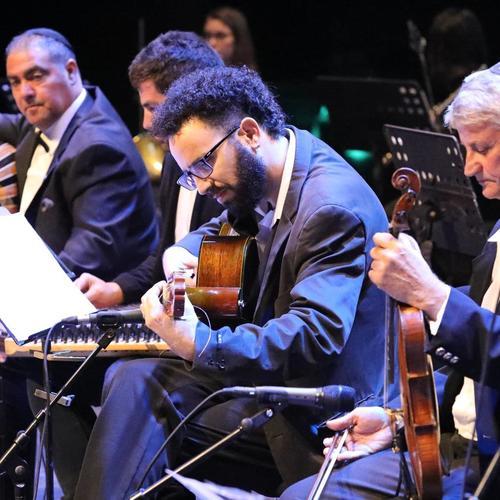 נגני התזמורת האנדלוסית