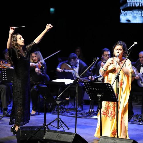 נטע אלקיים עם סיון אלבו בן-חור
