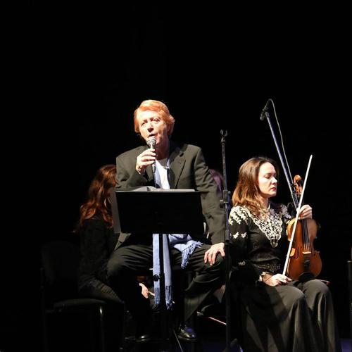 שמעון פרנס עם התזמורת האנדלוסית