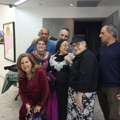 מפגש דעת - סלאח פה זה ארץ ישראל